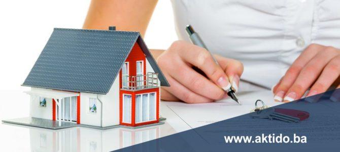 Registar cijena nekretnina u FBiH