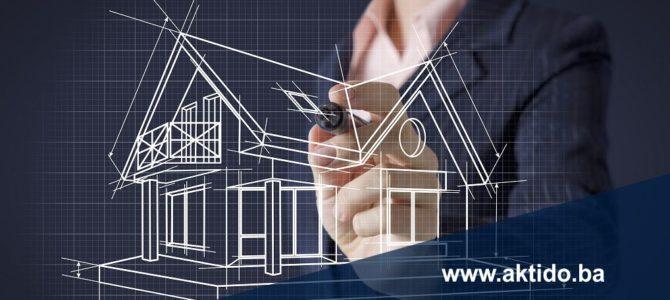 Prosječna cijena stana u RS-u 1.251 KM po metru kvadratnom