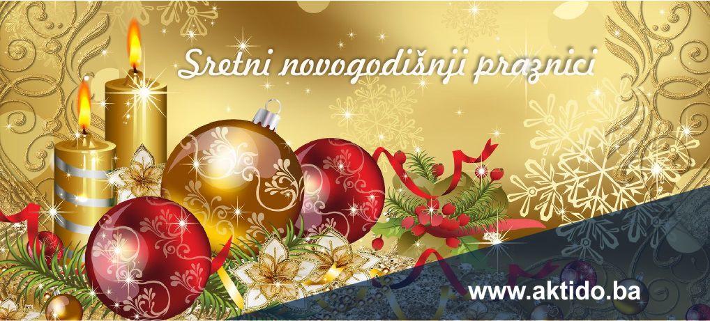 Sretni novogodišnji praznici