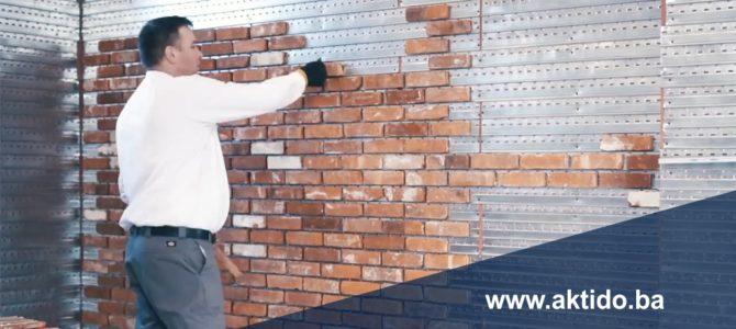 Brick It, zid od cigle (VIDEO)