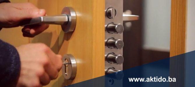 Sigurnosna ulazna vrata, prava zaštita vašeg doma