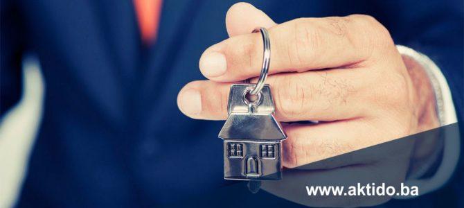 Želite da postanete agent za nekretnine?