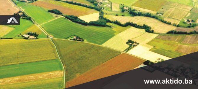 Rastu cijene poljoprivrednog zemljišta, ali i dalje uz velike razlike u regijama